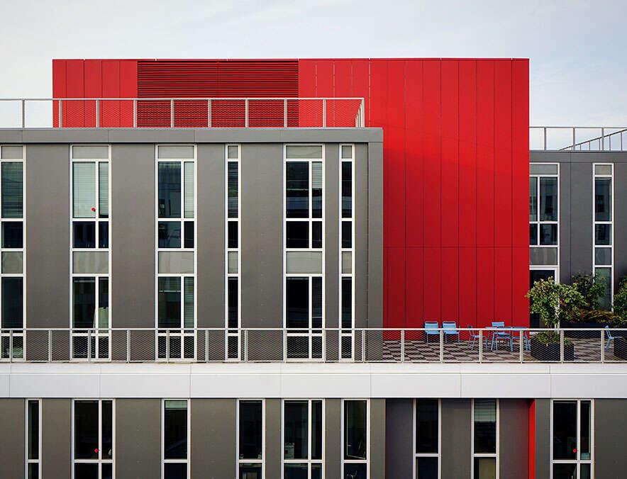 Apartamentos residenciais