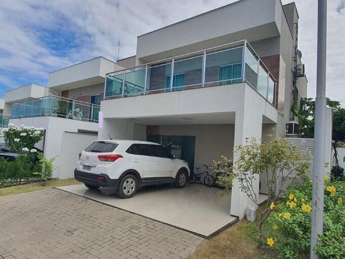 Casa para venda 4 suítes condomínio fechado Morros Zona leste Teresina
