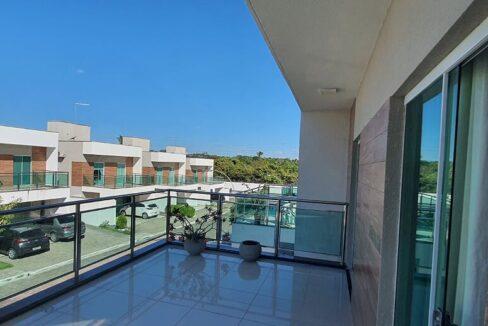 33 casa venda condomínio fechado 4 suítes, piscina, DCE
