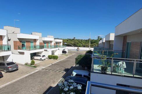 34 casa venda condomínio fechado 4 suítes, piscina, DCE