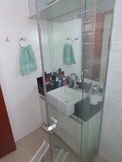 41 casa venda condomínio fechado 4 suítes, piscina, DCE