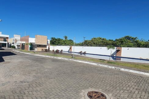 43 casa venda condomínio fechado 4 suítes, piscina, DCE