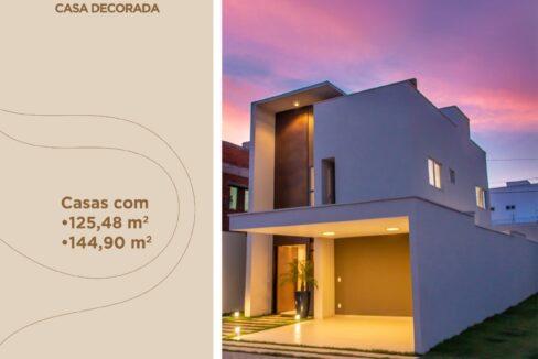 1 Condomínio de casas Vivier residence, 4 suítes no bairro Morros em Teresina-PI