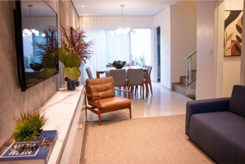 2 Condomínio de casas Vivier residence, 4 suítes no bairro Morros em Teresina-PI