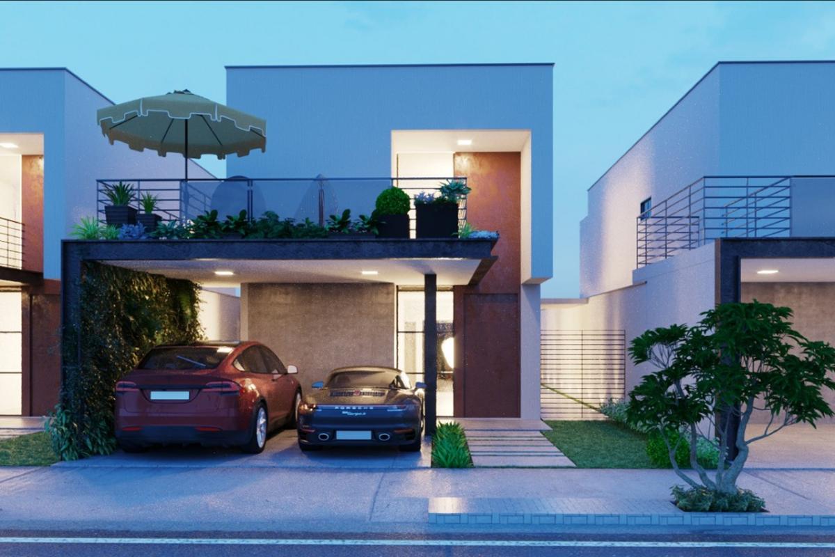 Vila Zoe – Casa duplex , 4 quartos sendo 3 suítes, avenida Presidente Kennedy