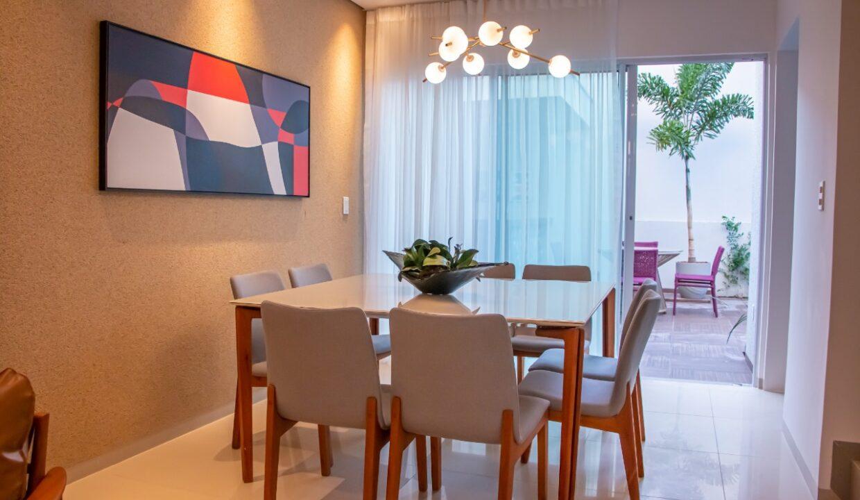 5 Condomínio de casas Vivier residence, 4 suítes no bairro Morros em Teresina-PI