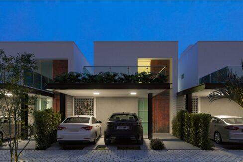 5 Vila Zoe, casa duplex, 4 quartos sendo 3 suítes, avenida Presidente Kennedy, Zona leste Teresina