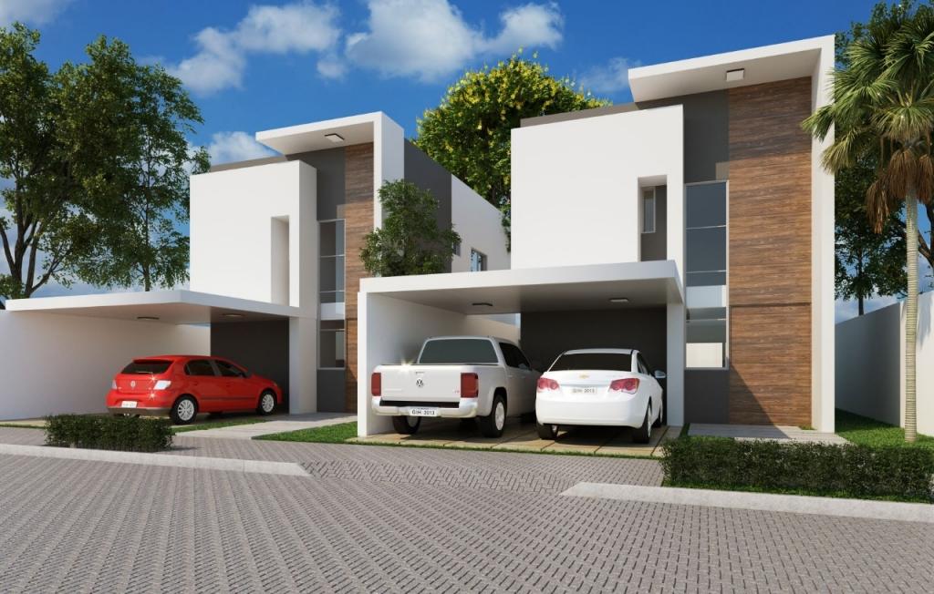Vivier residence. Condomínio de casas, 4 quartos sendo 3 suítes,zona leste Teresina