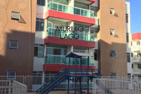 1 Condomínio Continental, Zona leste Teresina, 84m², 3 quartos(2 suítes), Varanda,Cozinha americana, instalação de splits