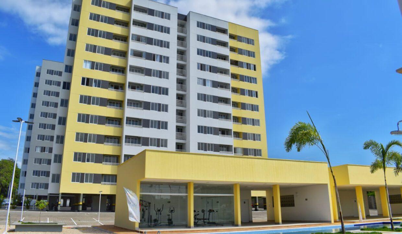 1 Jardim de Manuella,59,67m²,3 quartos sendo 1 suíte,Zona leste Teresina,1 ou 2 vagas de garagem,área de lazer completa.