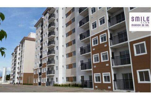 1 Smile morada do sol, Apartamento 60m², 2 quartos, zona leste Teresina, elevador, área completa lazer,1 vaga