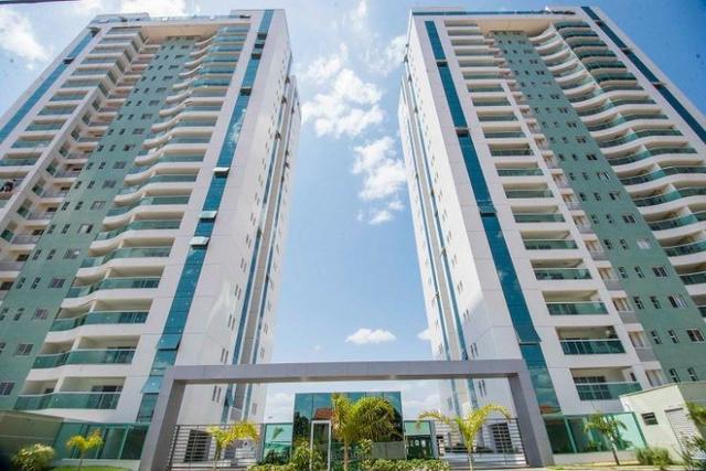 Condomínio Essencial Residence Teresina Apartamento 92m² 3 quartos, 2 vagas, Morada do Sol