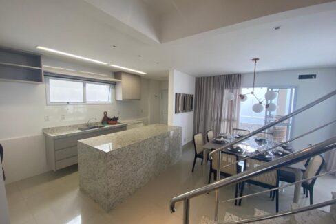 1.2 casa duplex em condomínio fechado,3 suítes, mobiliada, excelente acabamento no bairro morros em Teresina-PI