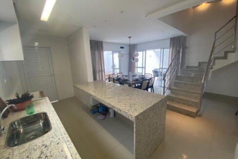 1.3 casa duplex em condomínio fechado,3 suítes, mobiliada, excelente acabamento no bairro morros em Teresina-PI