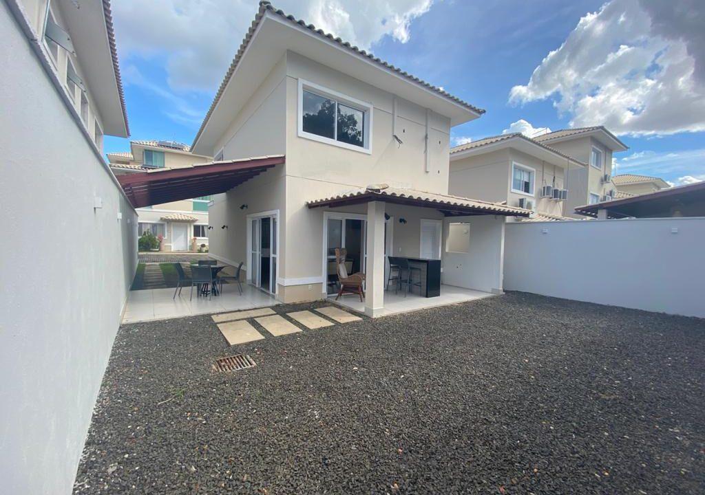 1.4 casa duplex em condomínio fechado,3 suítes, mobiliada, excelente acabamento no bairro morros em Teresina-PI