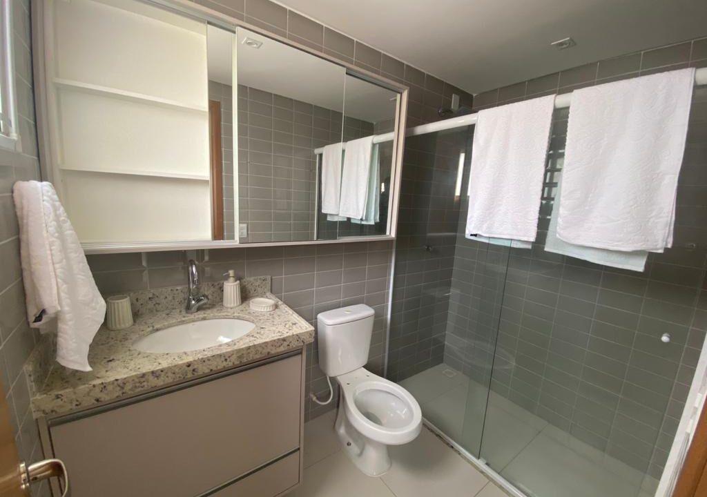1.6 casa duplex em condomínio fechado,3 suítes, mobiliada, excelente acabamento no bairro morros em Teresina-PI