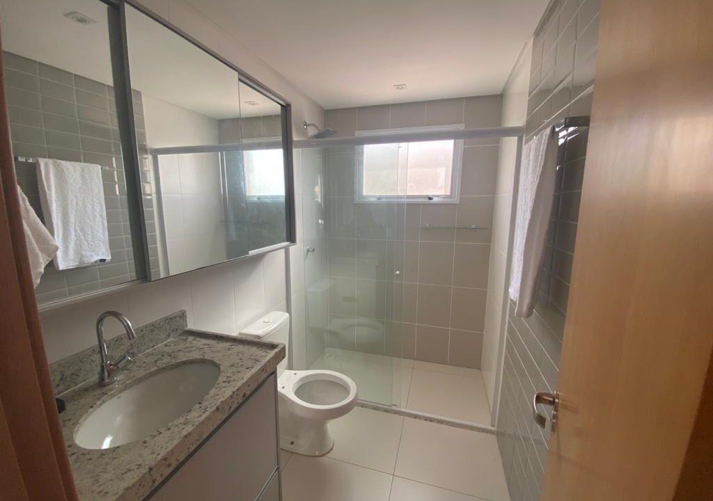 1.8 casa duplex em condomínio fechado,3 suítes, mobiliada, excelente acabamento no bairro morros em Teresina-PI