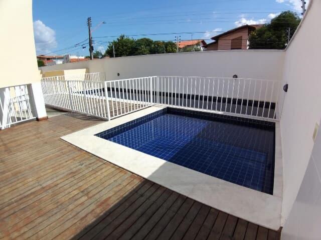 10 Apartamento 60m², 2 quartos sendo 1 suíte, Elevador, Varanda, 1 vaga, Ininga, Zona leste Teresina
