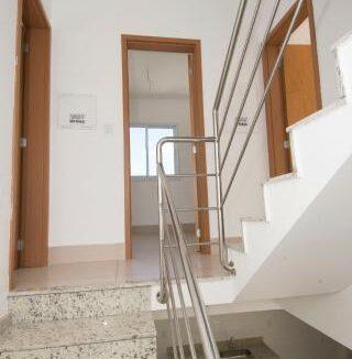 10.1 Casa duplex 127m² La vie Suiça, Zona leste Teresina, 3 quartos sendo 1 suíte master,3 vagas