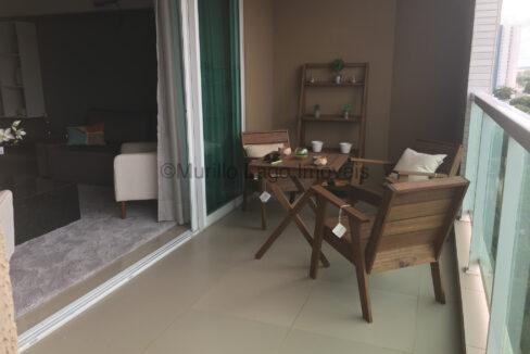 11 Claudia Rene,123m²,Zona leste Teresina, 3 suítes, 2 vagas, perto Avenida Dom Severino e Avenida Homero Castelo Branco