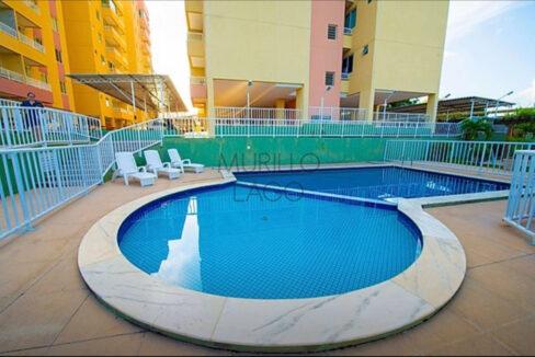 13 Santa Teresa,Cristo Rei, 2 quartos sendo 1 suíte,varanda, elevador,piscina,condomínio fechado.