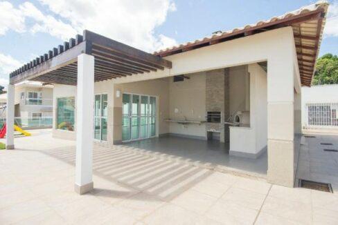 14 Casa duplex 127m² La vie Suiça, Zona leste Teresina, 3 quartos sendo 1 suíte master,3 vagas