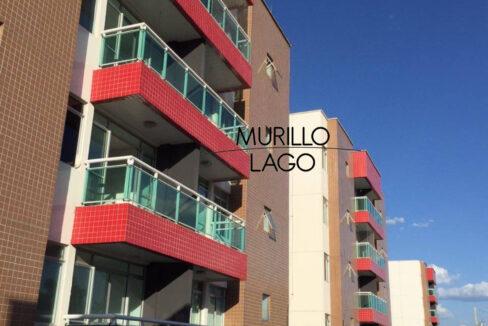 15 Condomínio Continental, Zona leste Teresina, 84m², 3 quartos(2 suítes), Varanda,Cozinha americana, instalação de splits