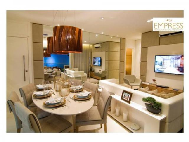 15 Empress Apartamento 128m²,Zona leste Teresina,Horto Florestal, 3 suítes,varanda gourmet,lavabo, 2 ou 3 vagas