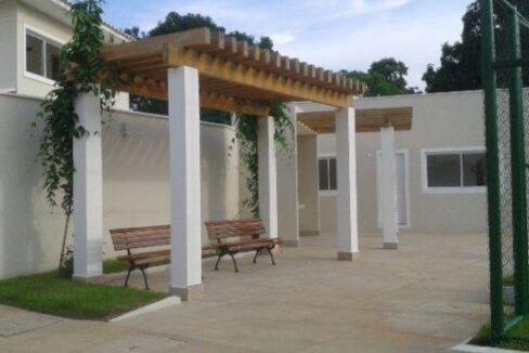 16 Casa duplex 127m² La vie Suiça, Zona leste Teresina, 3 quartos sendo 1 suíte master,3 vagas