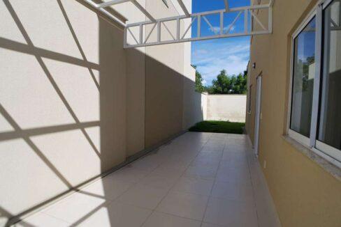 17 Barcelona residence, casa duplex em condomínio fechado 104m²,zona leste Teresina,Piscina,área de lazer,playground
