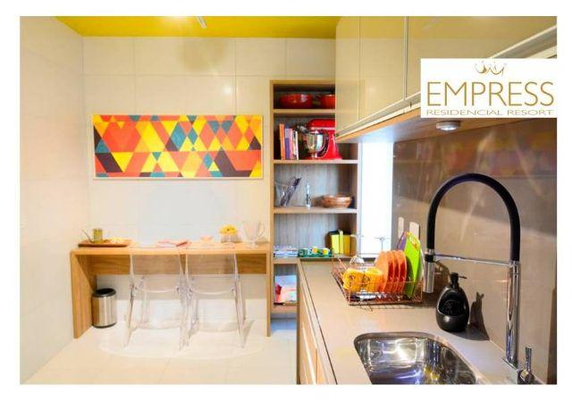 17 Empress Apartamento 128m²,Zona leste Teresina,Horto Florestal, 3 suítes,varanda gourmet,lavabo, 2 ou 3 vagas