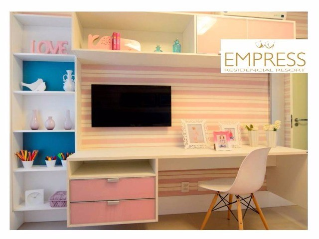 19 Empress Apartamento 128m²,Zona leste Teresina,Horto Florestal, 3 suítes,varanda gourmet,lavabo, 2 ou 3 vagas