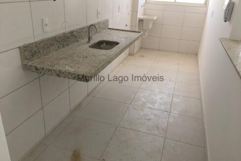 2 Apartamento 60m², 2 quartos sendo 1 suíte, Elevador, Varanda, 1 vaga, Ininga, Zona leste Teresina