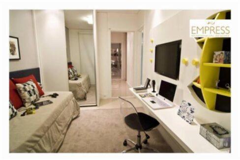 21 Empress Apartamento 128m²,Zona leste Teresina,Horto Florestal, 3 suítes,varanda gourmet,lavabo, 2 ou 3 vagas