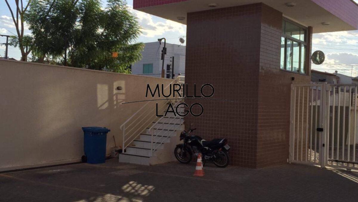 21 Guarita de segurança 24h Condomínio Continental, Zona leste Teresina, 84m², 3 quartos(2 suítes), Varanda,Cozinha americana, instalação de splits