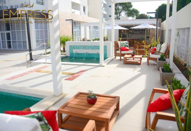26 Empress Apartamento 128m²,Zona leste Teresina,Horto Florestal, 3 suítes,varanda gourmet,lavabo, 2 ou 3 vagas