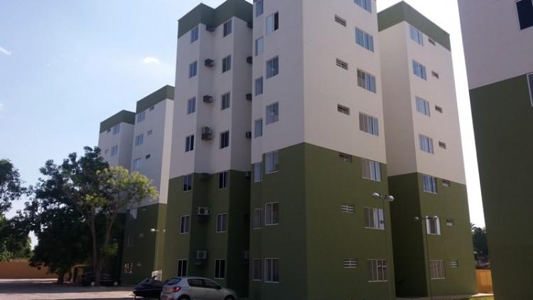 3 Bosque leste, 2 quartos, 1 vaga, elevador,zona leste Teresina