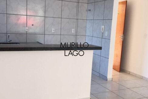 3 Cozinha Condomínio Continental, Zona leste Teresina, 84m², 3 quartos(2 suítes), Varanda,Cozinha americana, instalação de splits