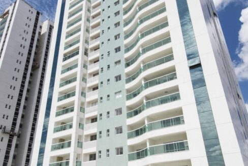 3 Fachada Condomínio Essencial,Zona leste de Teresina, 3 quartos sendo 1 suíte,2 vagas, área de lazer completa