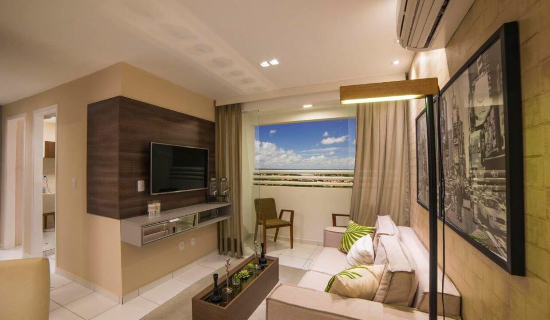 4 1 Jardim de Manuella,59,67m²,3 quartos sendo 1 suíte,Zona leste Teresina,1 ou 2 vagas de garagem,área de lazer completa.