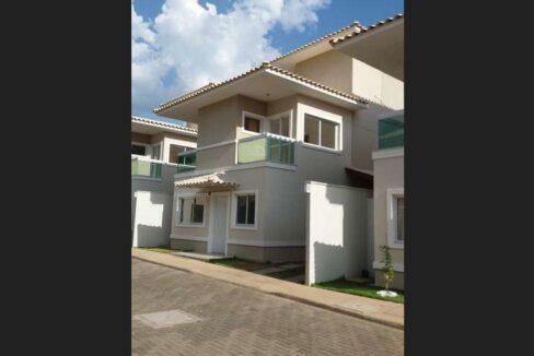 4 Casa duplex 127m² La vie Suiça, Zona leste Teresina, 3 quartos sendo 1 suíte master,3 vagas