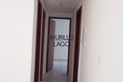 4 Corredor Condomínio Continental, Zona leste Teresina, 84m², 3 quartos(2 suítes), Varanda,Cozinha americana, instalação de splits