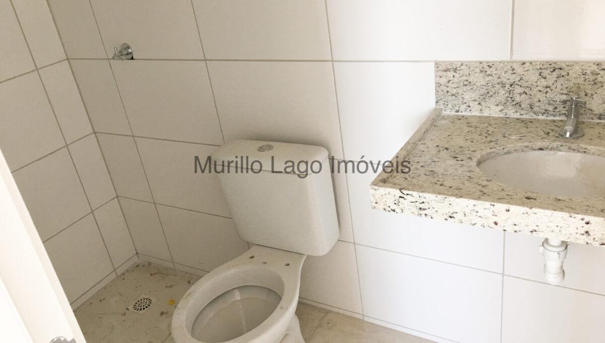5 Apartamento 60m², 2 quartos sendo 1 suíte, Elevador, Varanda, 1 vaga, Ininga, Zona leste Teresina