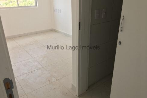 6 Apartamento 60m², 2 quartos sendo 1 suíte, Elevador, Varanda, 1 vaga, Ininga, Zona leste Teresina