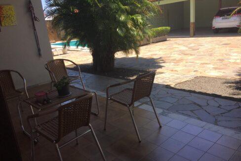 6 Casa para venda 30m x 30m São Cristóvão, piscina, 5 quartos, ampla área externa, próximo avenida Senador Arêa Leão