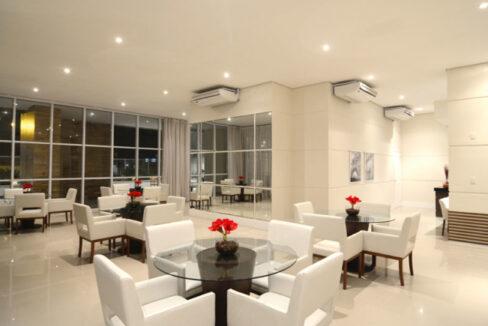 6 Empress Apartamento 128m²,Zona leste Teresina,Horto Florestal, 3 suítes,varanda gourmet,lavabo, 2 ou 3 vagas
