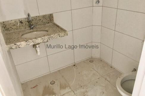 7 Apartamento 60m², 2 quartos sendo 1 suíte, Elevador, Varanda, 1 vaga, Ininga, Zona leste Teresina