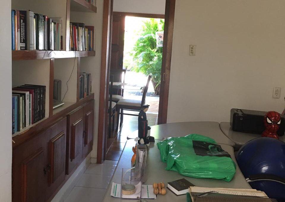 7 Casa para venda 30m x 30m São Cristóvão, piscina, 5 quartos, ampla área externa, próximo avenida Senador Arêa Leão