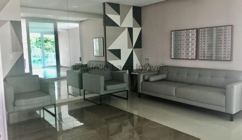 7 Claudia Rene,123m²,Zona leste Teresina, 3 suítes, 2 vagas, perto Avenida Dom Severino e Avenida Homero Castelo Branco