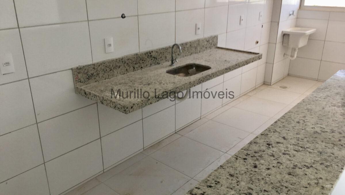 8 Apartamento 60m², 2 quartos sendo 1 suíte, Elevador, Varanda, 1 vaga, Ininga, Zona leste Teresina
